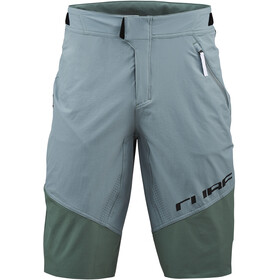 Cube Edge Baggy Shorts Men green